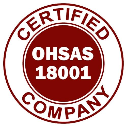 OHSAS18001:2007 Σύστημα Διαχείρισης Υγείας & Ασφάλειας στην Εργασία (H&SMS)